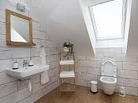 Apartmán č. 3 - koupelna