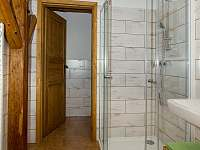 Apartmán č. 5 - koupelna