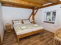 Apartmán č. 5 - ložnice