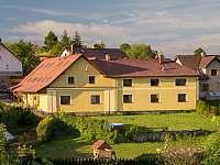 Penzion na horách - zimní dovolená Jimramovské Pavlovice