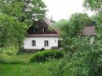 Chalupa ubytování v obci Sobíňov