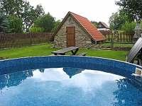 Bazén s ohřevem