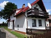 Rekreační dům na horách - dovolená Pelhřimovsko rekreace Dobrá Voda, Rohovka