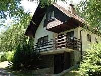 Chata k pronajmutí - dovolená  Černý rybník rekreace Červená Řečice