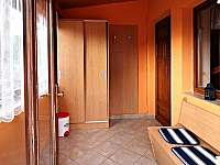 prosklená veranda - Želiv