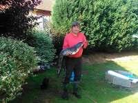 rybaření na Trnávce - chalupa k pronájmu Želiv