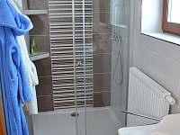 koupelna 1 - pronájem chalupy Rozseč