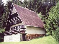 Chata k pronajmutí - dovolená Koupaliště Bystřice nad Perštejnem rekreace Nové Město na Moravě