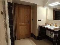 Nová koupelna po rekonstrukci dokončené v květnu 2020 - Lhota-Vlasenice