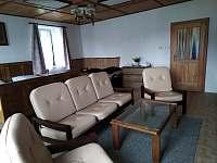 velká ložnice - chalupa k pronájmu Lhota-Vlasenice