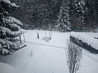 lednová nadílka - Březiny
