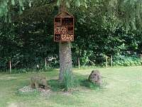 zákoutí u medvědů - pronájem chaty Březiny