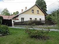 Chalupa ubytování v obci Ubušínek