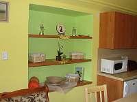 kuchyň s jídelním koutem