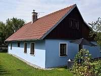 Chalupa u Troubilů Rváčov - ubytování Vysočina - Rváčov