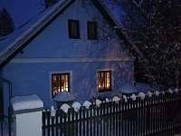 Chalupa u Troubilů - chalupa - 48 Vysočina - Rváčov