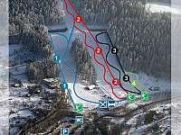 Ski areál Hlinsko - Vysočina - Rváčov