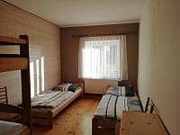 Pokoj B - chalupa ubytování Sněžné