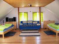 velká ložnice -4 lůžka - Havlíčkova Borová