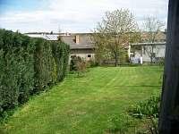 zahrada - chalupa k pronájmu Havlíčkova Borová