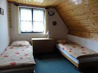3.ložnice - chata k pronajmutí Škrdlovice