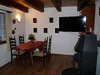 Obývací pokoj - Škrdlovice