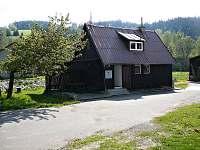 Chata ubytování v Unčíně