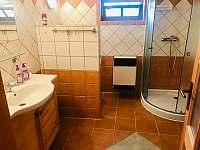 WC a koupelna - pronájem chalupy Trhová Kamenice - Rohozná