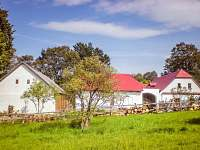 ubytování Jihlavsko v penzionu na horách - Zbinohy