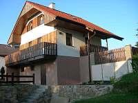 ubytování Červená Řečice na chatě k pronajmutí