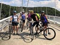 Po cyklostezce na Vranovskou přehradu - Kojetice na Moravě