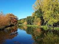 Rybník pod Šibeným v obci - Kojetice na Moravě