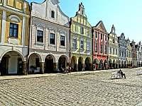 Telč památka Unesco - Kojetice na Moravě