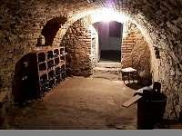 Vinný sklípek na statku