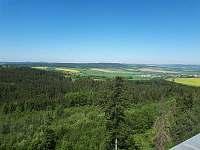 Výhled z Pekelného kopce