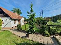 Chalupa k pronajmutí - Moravecké Pavlovice - Habří Vysočina