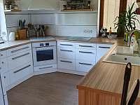 Chalupa Habří Plně vybavená kuchyně - pronájem Moravecké Pavlovice - Habří