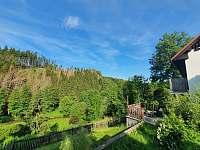 Chalupa Habří Výhled do údolí - k pronajmutí Moravecké Pavlovice - Habří