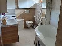 Koupelna na Chalupě Habří - Moravecké Pavlovice - Habří