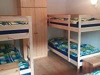 Spodní apartmán - chalupa k pronájmu Moravecké Pavlovice - Habří