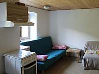 Spodní apartmán - pronájem chalupy Moravecké Pavlovice - Habří