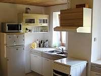Spodní apartmán - Moravecké Pavlovice - Habří