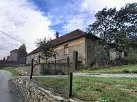 ubytování Sjezdovka Brtnice Chalupa k pronájmu - Bransouze