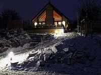 Chata Jestřáb Hlinsko - k pronájmu