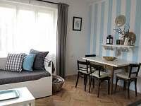 Apartmán 1 - jídelní kout