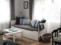 Apartmán 1 - společná místnost