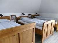 Apartmán 2 - rodinný pokoj
