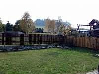 Zahrada - chalupa k pronájmu Kameničky