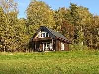 Srub ubytování v obci Dolní Paseka