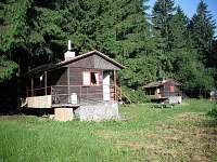 ubytování Staré Ransko na chatě